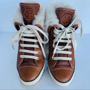 Tory Burch Hi/low Sneaker